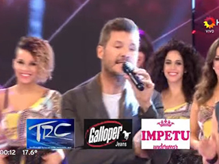TRC Placa Showmatch